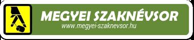 Megyei Szaknévsor